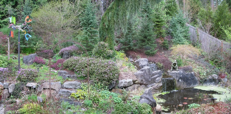 sustainable landscape photo. Mill Creek Sustainable Landscape Certification  program - Sustainable Landscape Information - Mill Creek Garden Club